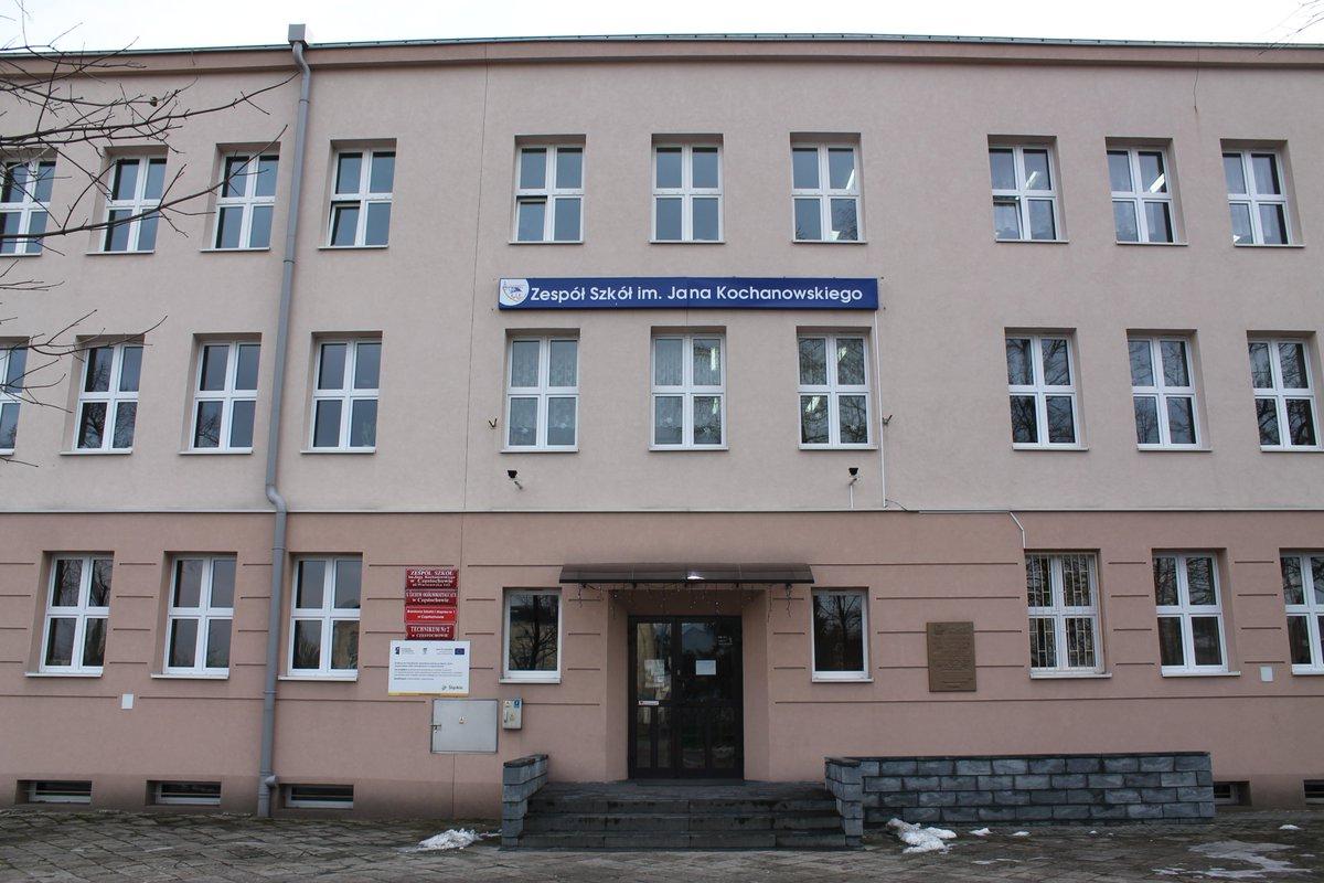 Zespół Szkół im. Jana Kochanowskiego